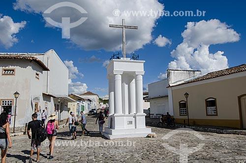Assunto: Cruz do Anhanguera / Local: Goiás - Goias (GO) - Brasil / Data: 05/2012