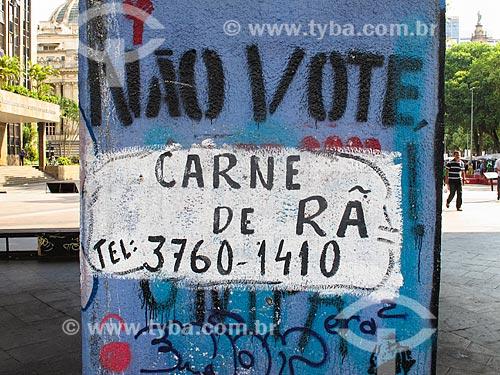 Assunto: Elevado da Perimetral próximo a Praça XV / Local: Centro - Rio de Janeiro (RJ) - Brasil / Data: 04/2014