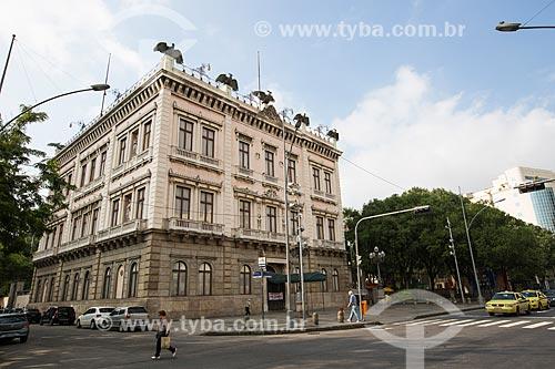 Assunto: Museu da República - antigo Palácio do Catete (1867) / Local: Catete - Rio de Janeiro (RJ) - Brasil / Data: 06/2014