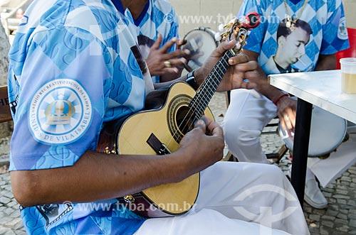 Assunto: Músicos do Grêmio Recreativo Escola de Samba Unidos de Vila Isabel   / Local: Rio de Janeiro (RJ) - Brasil / Data: 08/2012
