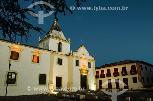 Assunto: Igreja da Misericórdia e Antiga Santa Casa de Misericórdia / Local: São Cristóvão - Sergipe (SE) - Brasil / Data: 08/2013