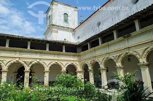 Assunto: Detalhe arquitetônico do Convento do Carmo / Local: São Cristóvão - Sergipe (SE) - Brasil / Data: 08/2013