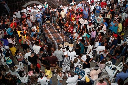 Assunto: Roda de samba do Projeto Criolice na Arena Carioca Fernando Torres - Parque de Madureira  / Local: Madureira - Rio de Janeiro (RJ) - Brasil / Data: 11/2013