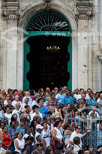 Assunto: Festa de Nossa Senhora da Conceição da Praia - Padroeira da Bahia / Local: Salvador - Bahia (BA) - Brasil / Data: 12/2010