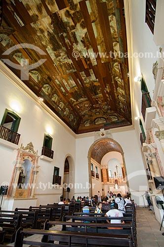 Assunto: Vista do interior da Catedral de Cachoeira / Local: Cachoeira - Bahia (BA) - Brasil / Data: 12/2010