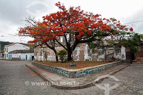Assunto: Travessa Tavares / Local: Cachoeira - Bahia (BA) - Brasil / Data: 12/2010
