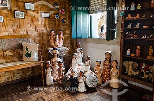 Assunto: Artesanato do Vale do Jequitinhonha / Local: Diamantina - Minas Gerais (MG) - Brasil / Data: 06/2012