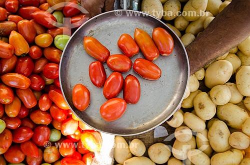 Assunto: Mercado de Caicó   / Local: Caicó - Rio Grande do Norte (RN) - Brasil / Data: 07/2012