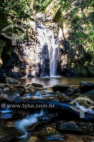 Assunto: Cachoeira do Box no Horto / Local: Jardim Botânico - Rio de Janeiro (RJ) - Brasil / Data: 02/2014