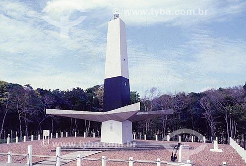 Farol do Cabo Branco (1972) - ponto mais oriental do Brasil  - João Pessoa - Paraíba (PB) - Brasil
