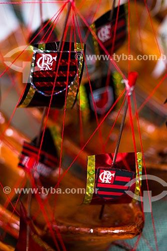 Assunto: Enfeites à venda no Centro Luiz Gonzaga de Tradições Nordestinas / Local: São Cristovão - Rio de Janeiro (RJ) - Brasil / Data: 05/2014