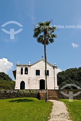 Assunto: Engenho Massangana - Capela de São Mateus / Local: Cabo de Santo Agostinho - Pernambuco (PE) - Brasil / Data: 09/2011