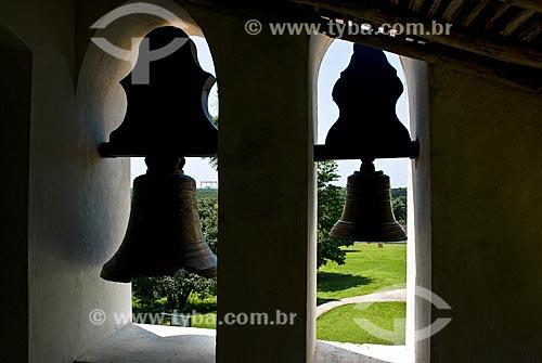 Assunto: Engenho Massangana - Campanário da Capela de São Mateus / Local: Cabo de Santo Agostinho - Pernambuco (PE) - Brasil / Data: 09/2011