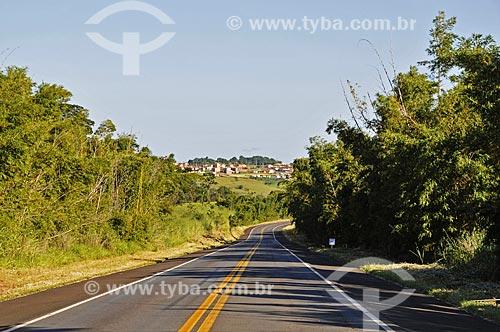 Assunto: Rodovia Raposo Tavares (SP-270) / Local: Piraju - São Paulo (SP) - Brasil / Data: 04/2014