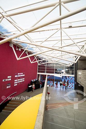 Exposição Futebol Arte Arte Futebol no Instituto Tomie Ohtake  - São Paulo - São Paulo (SP) - Brasil