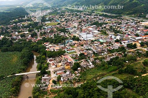 Vista aérea de Miracatu    - Miracatu - São Paulo (SP) - Brasil