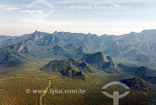 Reserva Ecológica Juréia-Itatins - Morro Dedo de Deus  - Iguape - São Paulo (SP) - Brasil