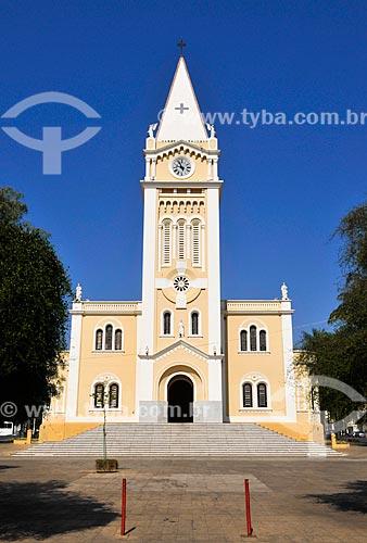 Igreja Matriz de São Domingos  - Araxá - Minas Gerais (MG) - Brasil