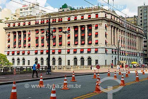 Edifício Alexandre Mackenzie - antiga LIGHT e atual shopping center  - São Paulo - São Paulo (SP) - Brasil