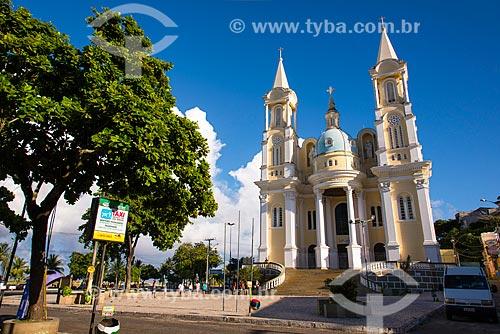 Fachada da Catedral de São Sebastião (1967)  - Ilhéus - Bahia (BA) - Brasil