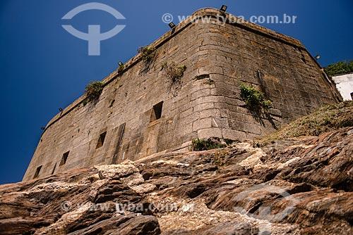 Forte São José na Fortaleza de São João (1565)  - Rio de Janeiro - Rio de Janeiro (RJ) - Brasil