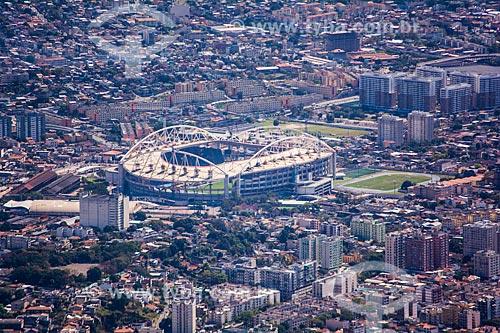 Estádio João Havelange (Engenhão)  - Rio de Janeiro - Rio de Janeiro (RJ) - Brasil