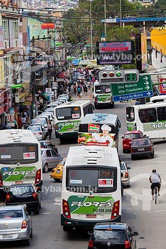Vista da Avenida Nossa Senhora das Graças   - São João de Meriti - Rio de Janeiro (RJ) - Brasil