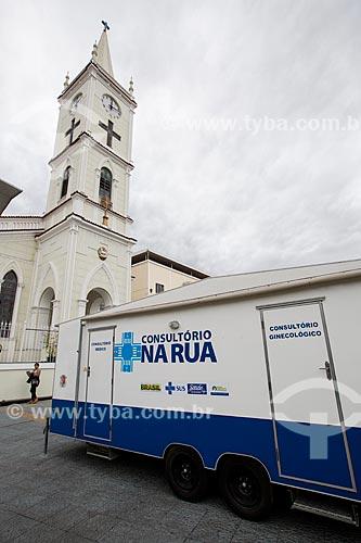 Consultório na rua - Programa do Departamento de Atenção Básica do Ministério da Saúde  - São João de Meriti - Rio de Janeiro (RJ) - Brasil
