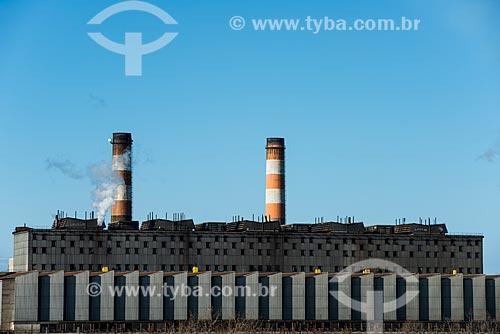 Usina Termoelétrica Isla de Marchi   - Buenos Aires - Buenos Aires - Argentina
