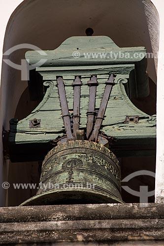 Sino da Igreja Nossa Senhora do Pilar (1728)  - Duque de Caxias - Rio de Janeiro (RJ) - Brasil