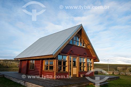 Cabana próxima à cidade de Akureyri  - Akureyri - Northeastern Region - Islândia