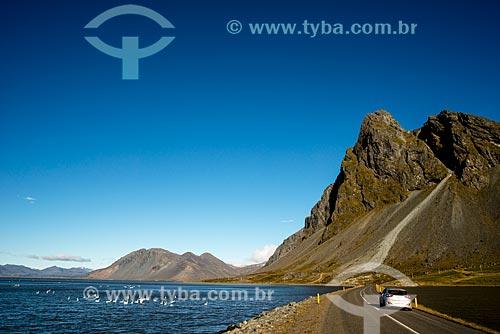 Fiordes no leste da Islândia  - Austurland - Islândia
