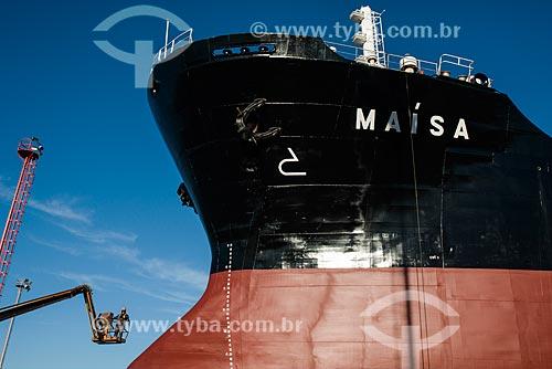 Reparo do Navio Maísa no Estaleiro Tandanor  - Buenos Aires - Província de Buenos Aires - Argentina