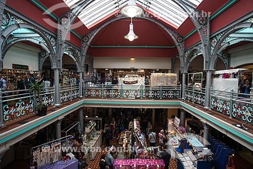 Interior de lojas em Camden Town  - Londres - Grande Londres - Inglaterra