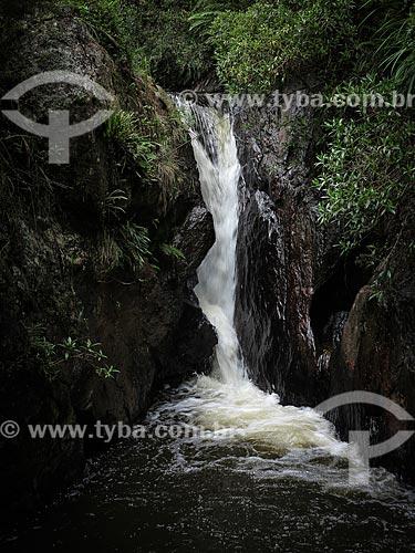 Vista da Cachoeira Ducha de Prata  - Campos do Jordão - São Paulo (SP) - Brasil