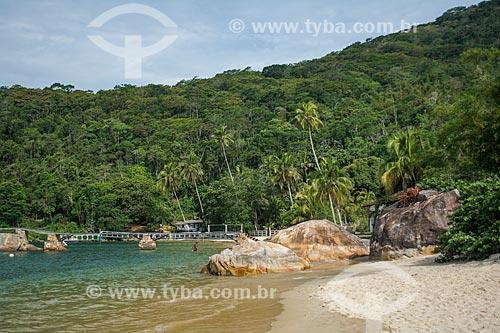 Orla da Praia de Camiranga  - Angra dos Reis - Rio de Janeiro (RJ) - Brasil