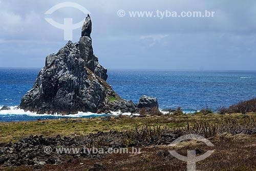 Vista da Ilha do Frade  - Fernando de Noronha - Pernambuco (PE) - Brasil