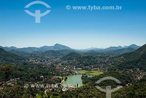 Vista geral da Granja Comary - Centro de treinamento da CBF  - Teresópolis - Rio de Janeiro (RJ) - Brasil