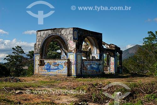 Quiosque das Lendas no Mirante da Granja Guarani  - Teresópolis - Rio de Janeiro (RJ) - Brasil