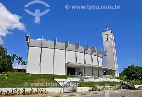 Templo da Igreja luterana  - Timbó - Santa Catarina (SC) - Brasil