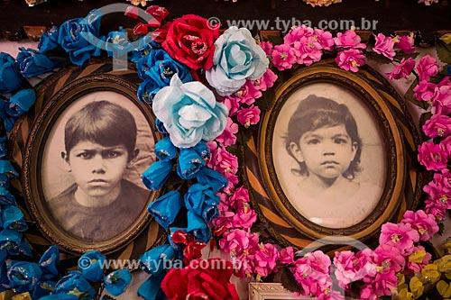 Fotografias de Alemberg Quindins e Roseane Lima Verde - fundadores da Fundação Casa Grande  - Nova Olinda - Ceará (CE) - Brasil