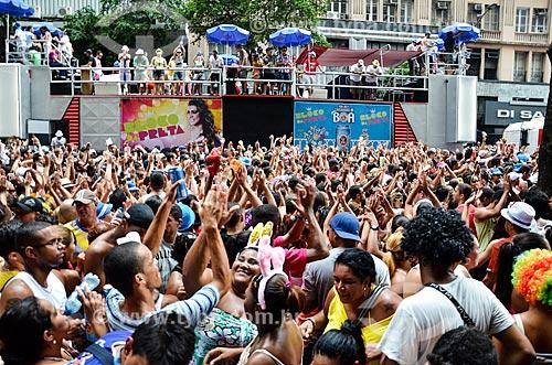 Desfile do bloco de carnaval de rua da Preta Gil  - Rio de Janeiro - Rio de Janeiro (RJ) - Brasil