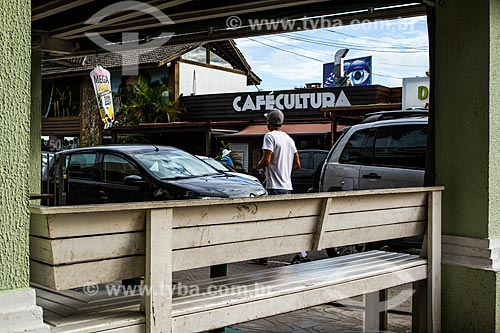 Fachada da Cafeteria Café Cultura  - Florianópolis - Santa Catarina (SC) - Brasil