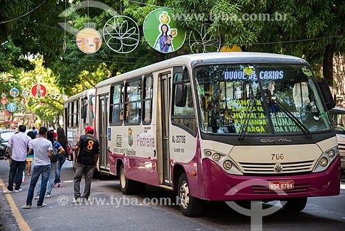 Transporte coletivo na cidade de Belém  - Belém - Pará (PA) - Brasil