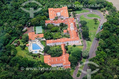 Foto aérea do Belmond Hotel das Cataratas  - Foz do Iguaçu - Paraná (PR) - Brasil