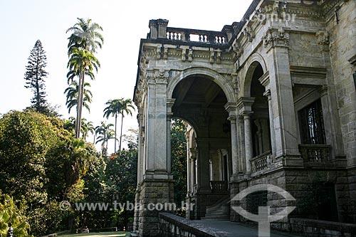 Prédio da Escola de Artes Visuais do Parque Lage  - Rio de Janeiro - Rio de Janeiro (RJ) - Brasil