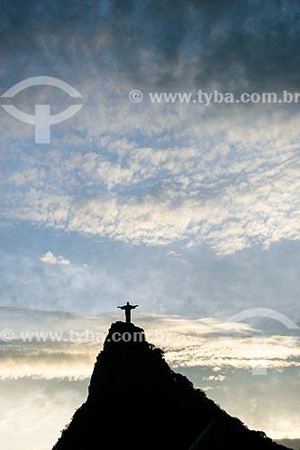 Vista do Cristo Redentor (1931)  - Rio de Janeiro - Rio de Janeiro (RJ) - Brasil