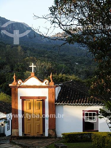 Capela dos Passos da Paixão  - Tiradentes - Minas Gerais (MG) - Brasil