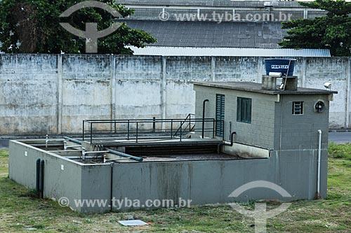 Pequena central de tratamento de esgoto  - Rio de Janeiro - Rio de Janeiro (RJ) - Brasil