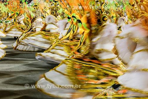 Desfile do Grêmio Recreativo Escola de Samba Acadêmicos do Cubango - Ala das Baianas - Enredo 2015 - Cubango, A realeza africana de Niterói  - Rio de Janeiro - Rio de Janeiro (RJ) - Brasil